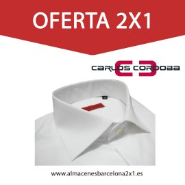 Almacenes Barcelona 2x1 Camisas Vestir Y Sport